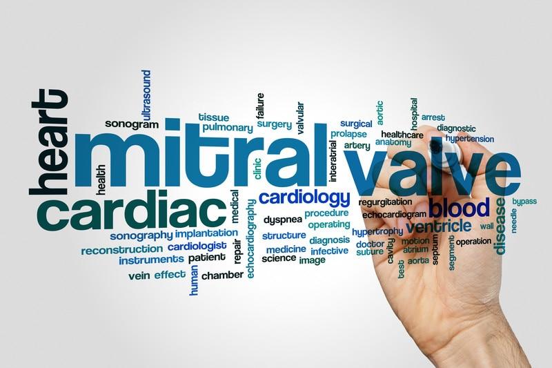 Heart failure mitral regurgitation benefits article