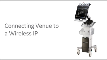 Connecting Venue to a Wireless IP