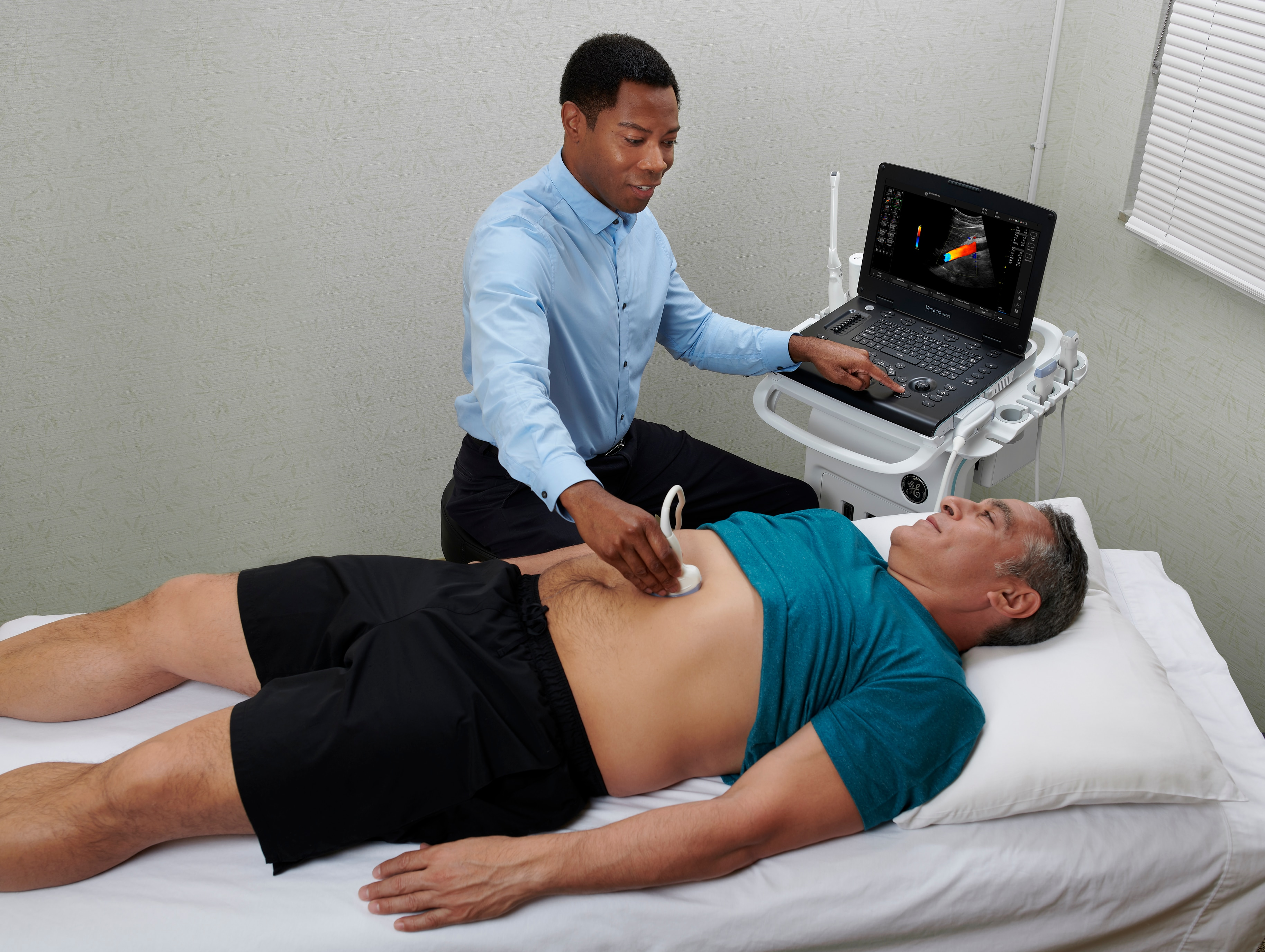 Vscan and Versana Primary Care Ultrasound
