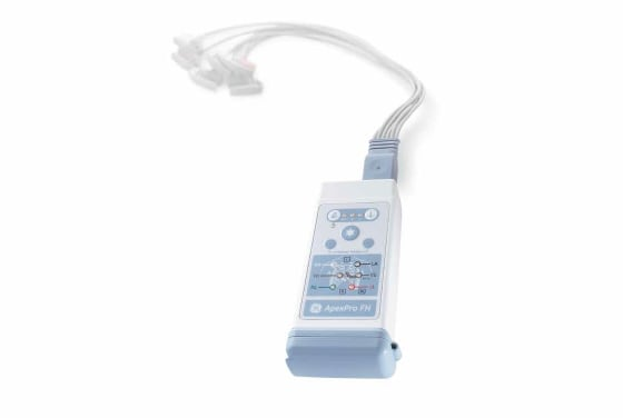 Product image of GE Healthcare ApexPro FH telemetry.