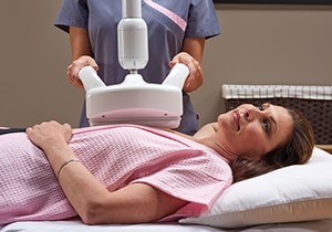 Invenia Automated Breast Ultrasound ABUS Breast Imaging
