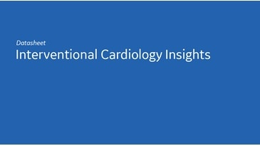Interventional Cardiology Insights Datasheet