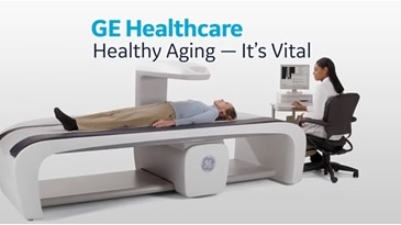DXA technology from GE Healthcare provides high precision and accuracy