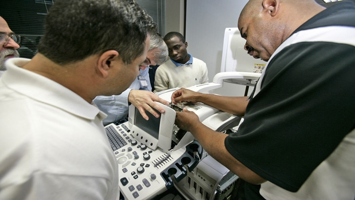 Technical Training | GE Healthcare