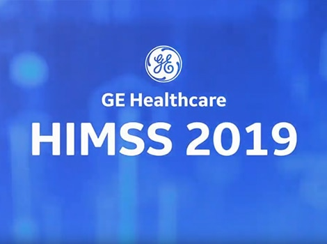 GE Healthcare @ HIMSS 2019