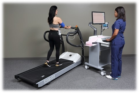 Case Cardiac Assessment System For Exercise Testing Ge