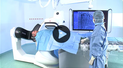 GE Blueprint for Interventional IGS InnovaSense video