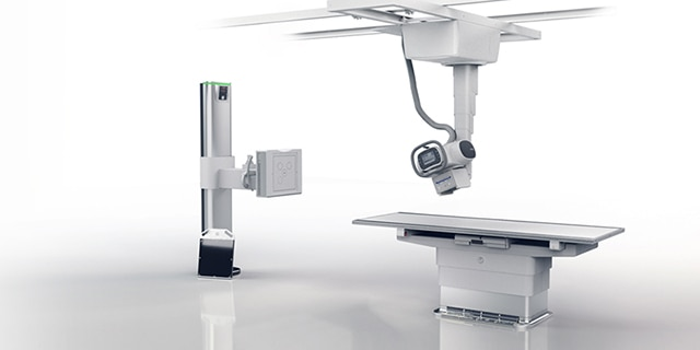 Fixed Radiography Systems