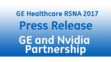 Press Release - GE and Nvidia