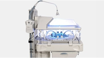 Giraffe Blue Spot PT Lite Phototherapy System | GE Healthcare