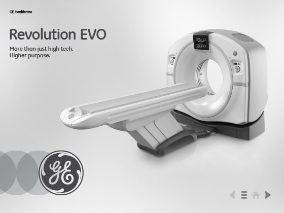 Revolution EVO brochure