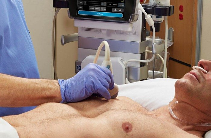 Tap, Swipe, Scan: The Ultrasound Technology Speeding Up Injury Diagnoses