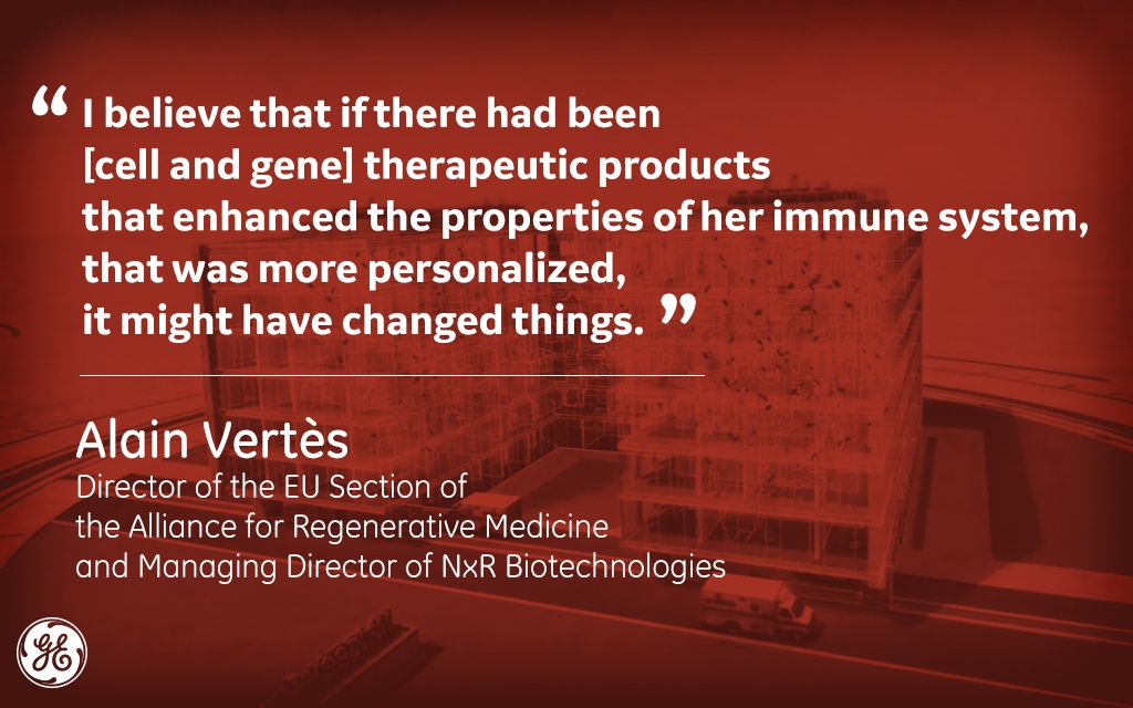 The Building Blocks of a Better World: Cell Therapy Is Changing the Landscape of Regenerative Medicine.